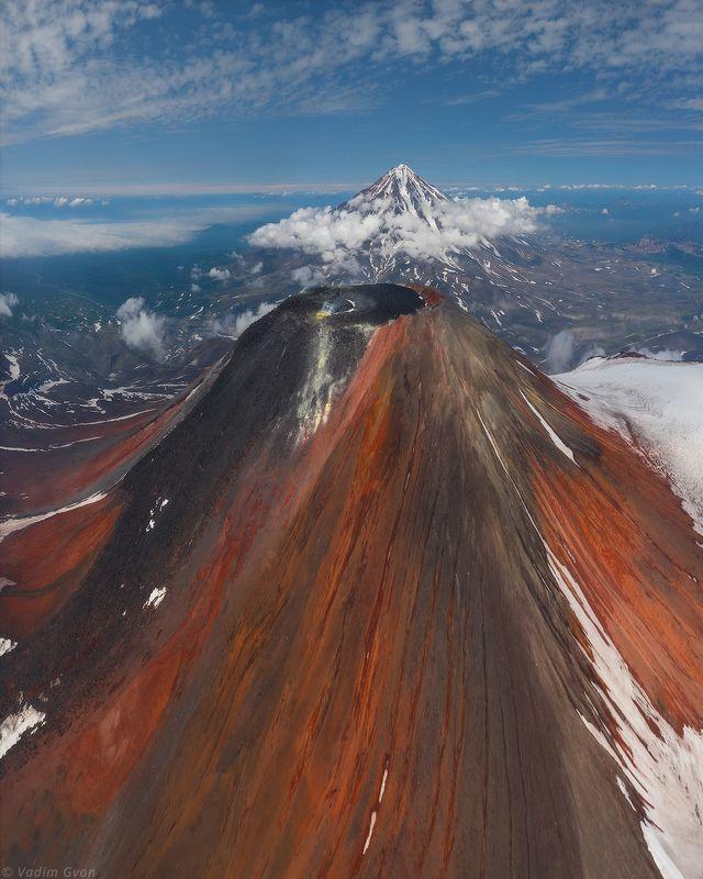 камчатка, kamchatka, авачинский Авачинский вулканphoto preview