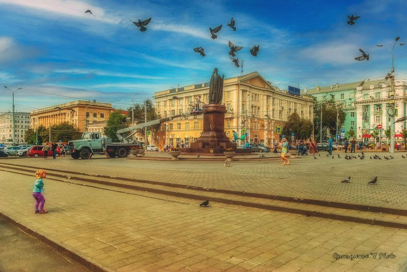 Банно прачечный у нового русского батюшкиphoto preview