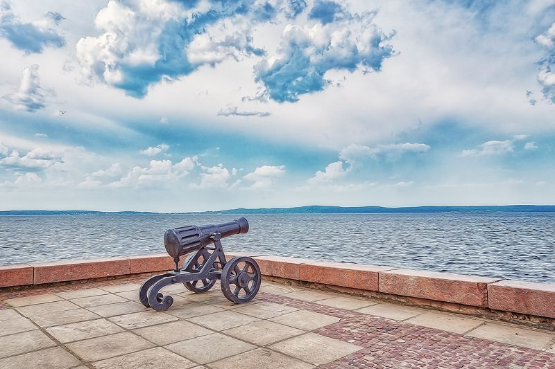 петрозаводск, онега, набережная Петрозаводскphoto preview