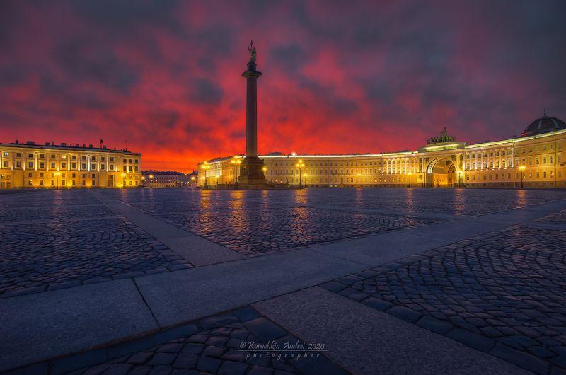 Дворцовая площадь...photo preview
