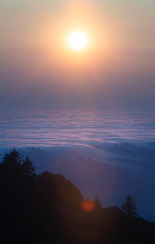 san francisco, karl the fog, sunrise, sunset Karl The Fog 1/5photo preview