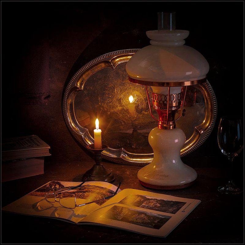 Когда в доме погас свет...photo preview
