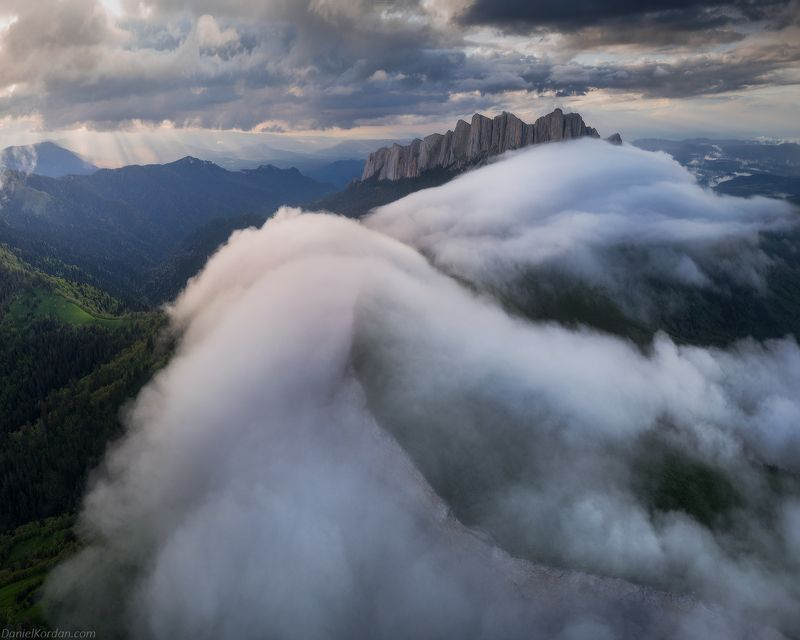 Кавказ, Адыгея, Тхач, Тхачи Большой Тхачphoto preview