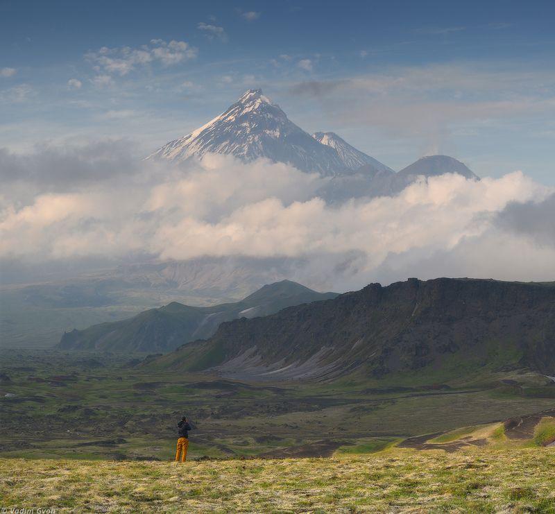камчатка, kamchatka, ключевскаясопка, вулканкамень Перевал Толбачинскийphoto preview