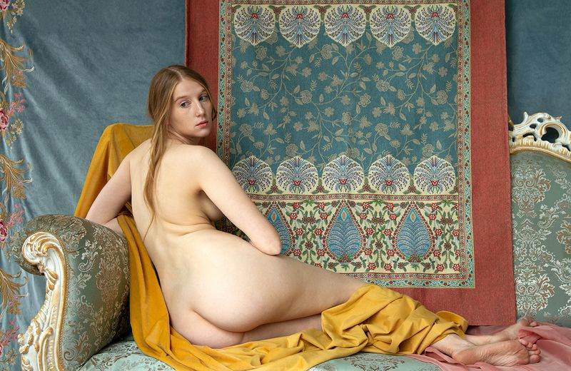 fine art nudes Once upon a time in Europephoto preview