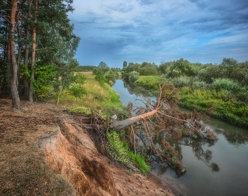 Река Киржачphoto preview