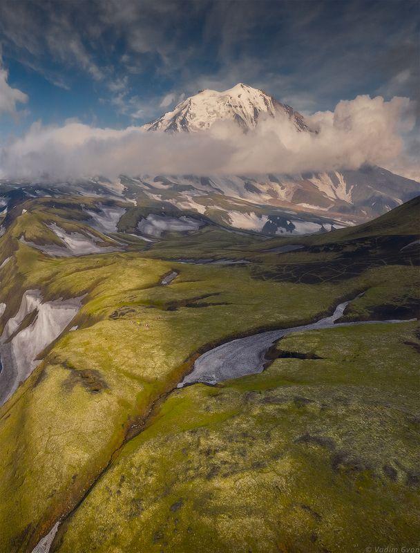 камчатка, kamchatka, овальнаязимина Вечер под Овальной Зиминойphoto preview