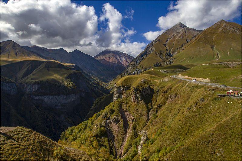 грузия Бархатные холмыphoto preview