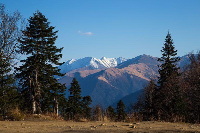 горы хребты Перевалыphoto preview