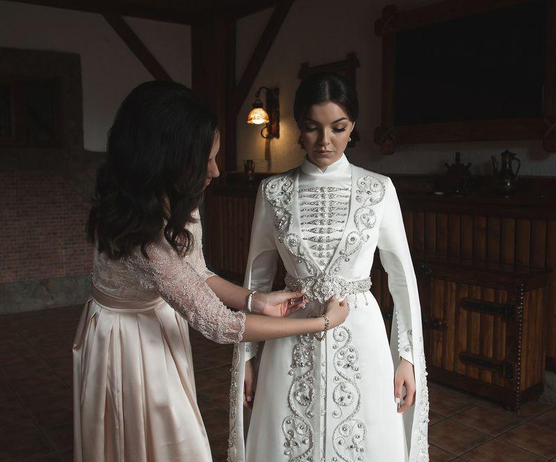 ремень  наряд невеста сборы осетинской невестыphoto preview