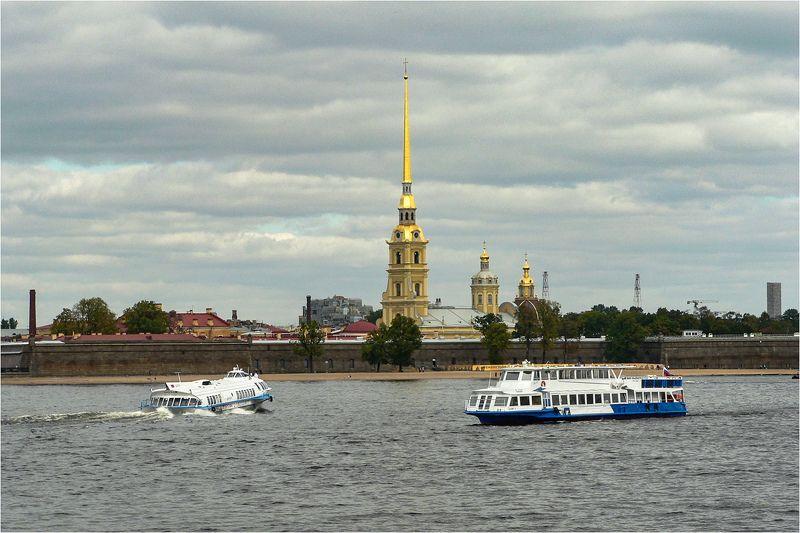 Вид на Петропавловкуphoto preview
