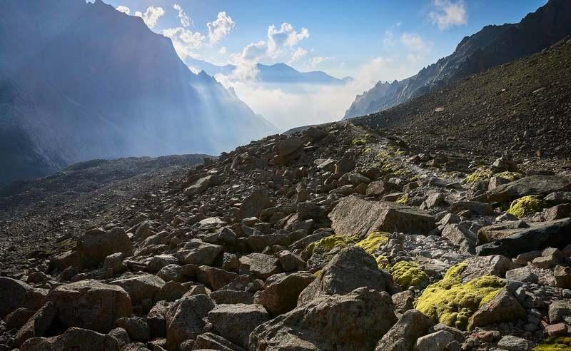 Тропинка в горах.photo preview