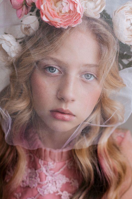 девочка, ребенок, портрет, детский портрет, портрет девочки, глаза. детское портфолио Кираphoto preview
