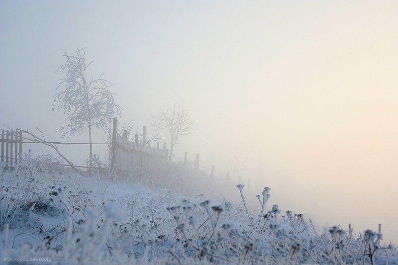о зиме...photo preview