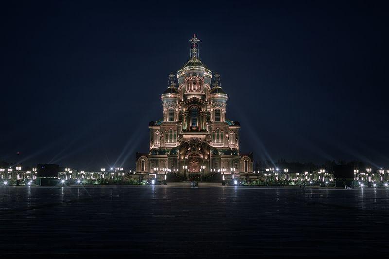 храм, подмосковье Главный храм Вооружённых сил РФphoto preview