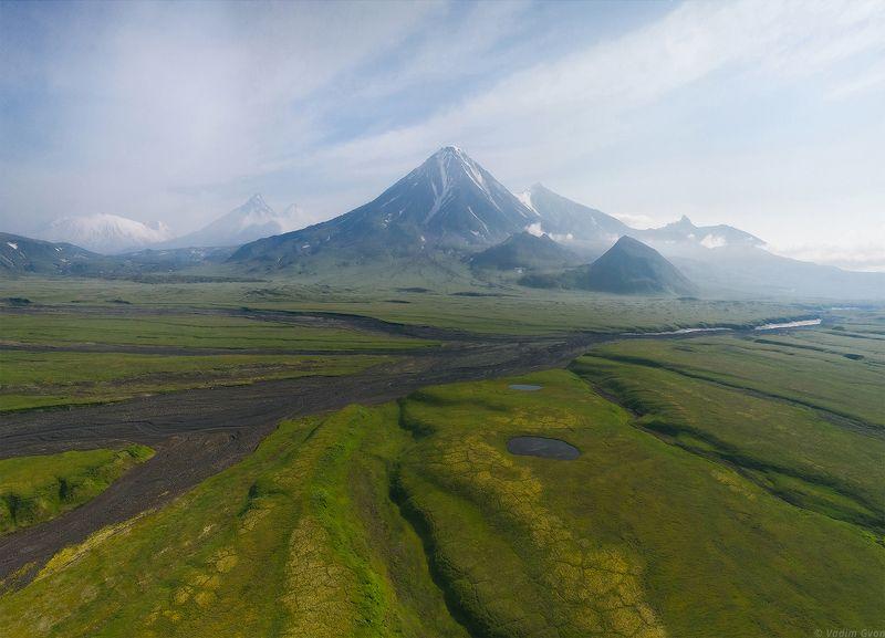 камчатка, kamchatka, ключевская Долина великановphoto preview