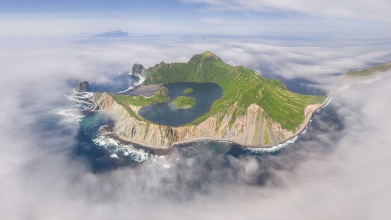 курилы, kurils Таинственный островphoto preview