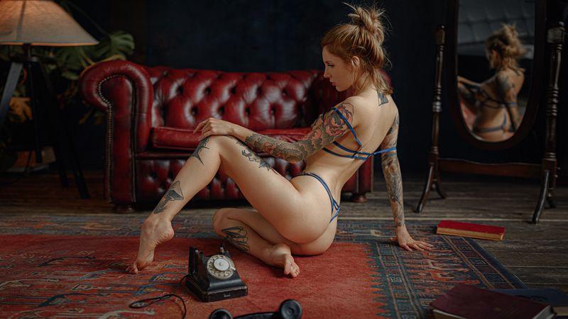 гламур, портрет, модель, арт, art, model, imwarrior, popular Алёна 2020photo preview