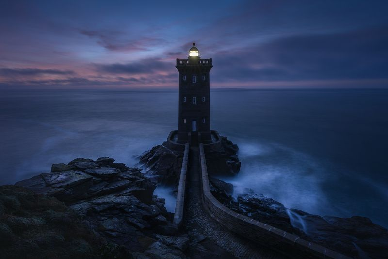 phare de kermorvan, Phare de Kermorvanphoto preview