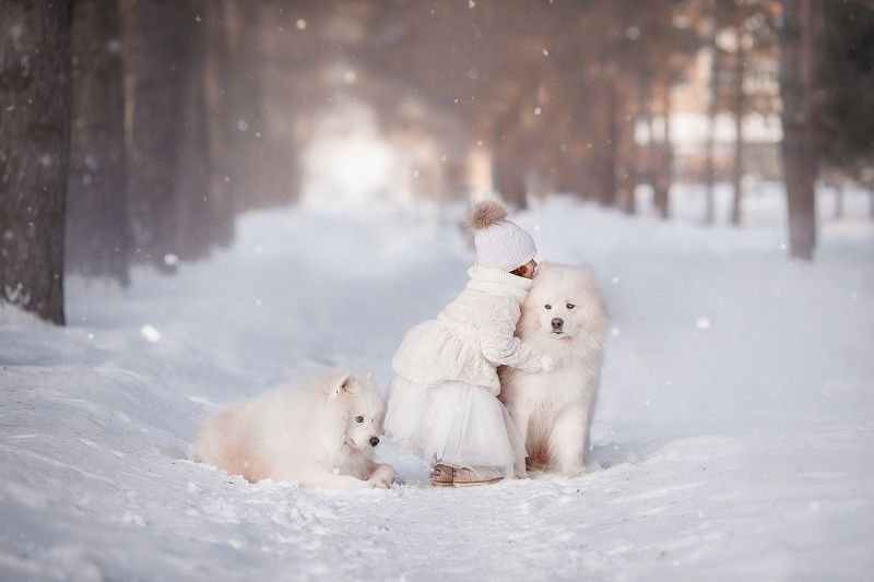 дети и животные Тайнаphoto preview