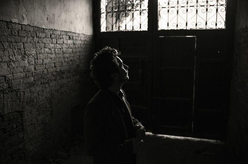 портрет, арт В манящей темноте.photo preview