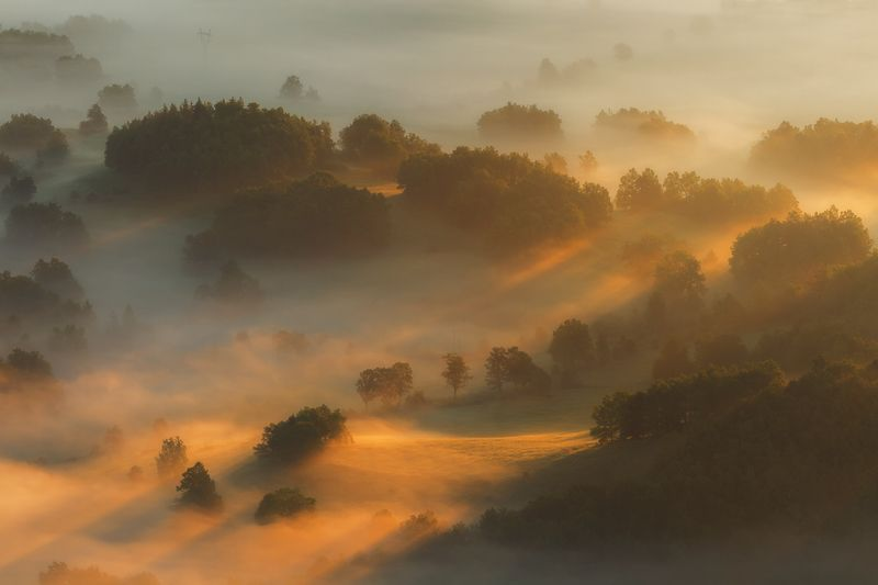 landscape,autumn,mountains,canon October Sunlight...photo preview