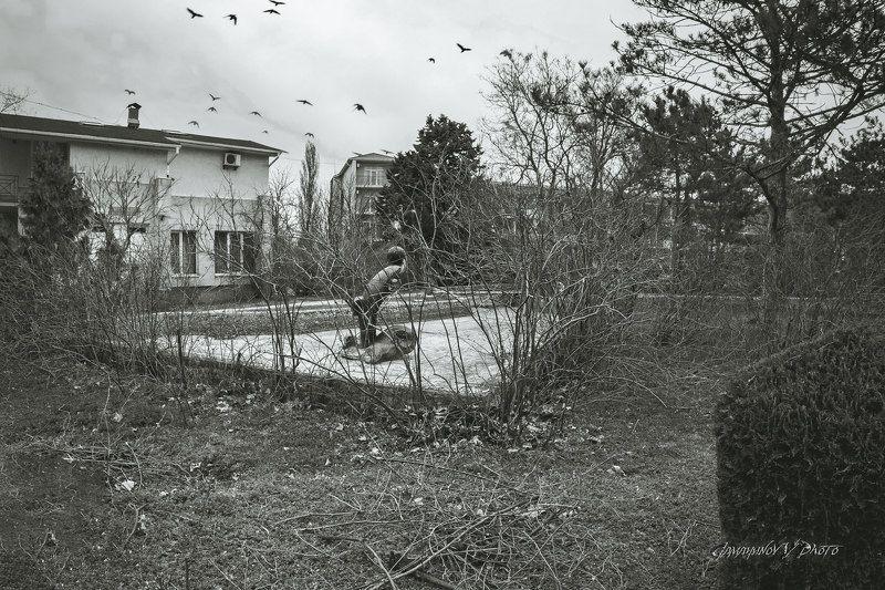 Весенний мотивphoto preview