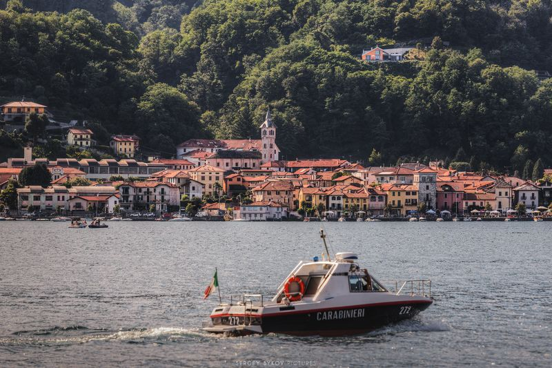 Lago d`Orta Italiaphoto preview