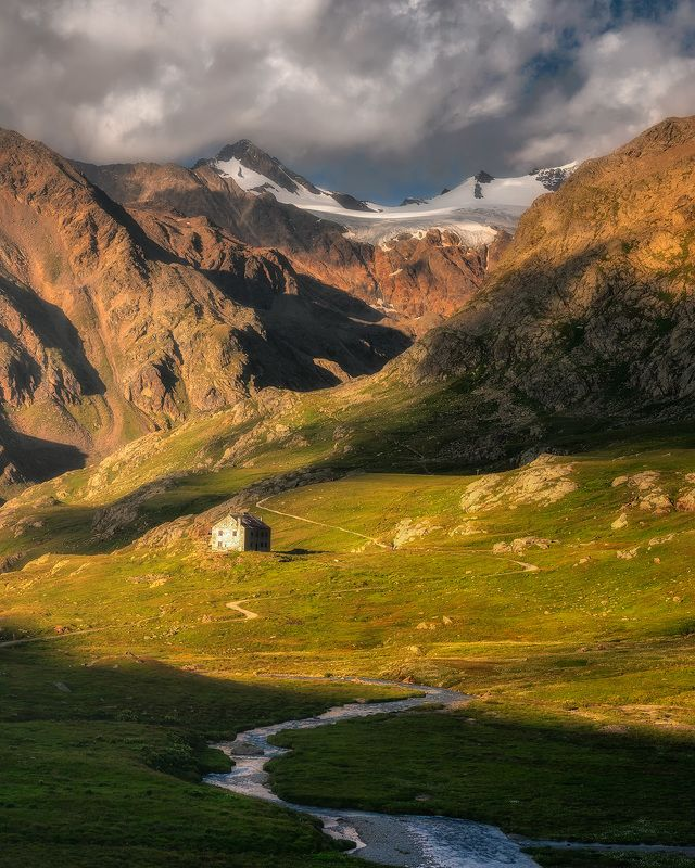 alps, travel, mountains Summer in Alpsphoto preview