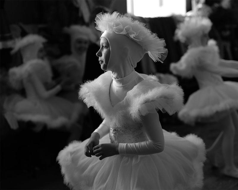 девочка, танец, театр  ***photo preview