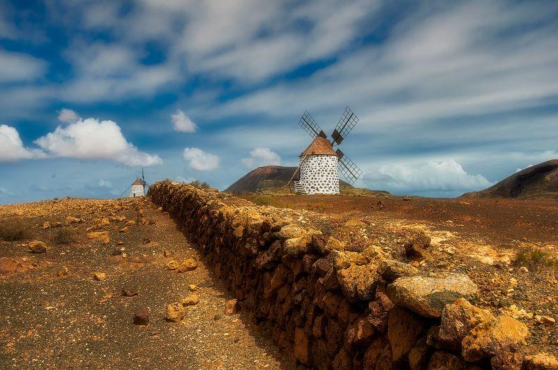 landscape Windmilsphoto preview