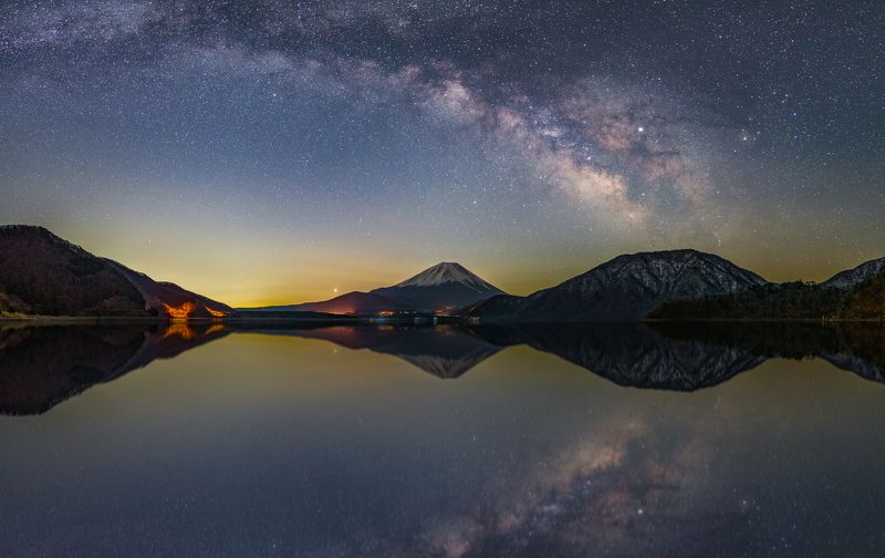 Milkyway with Fuji Mtphoto preview