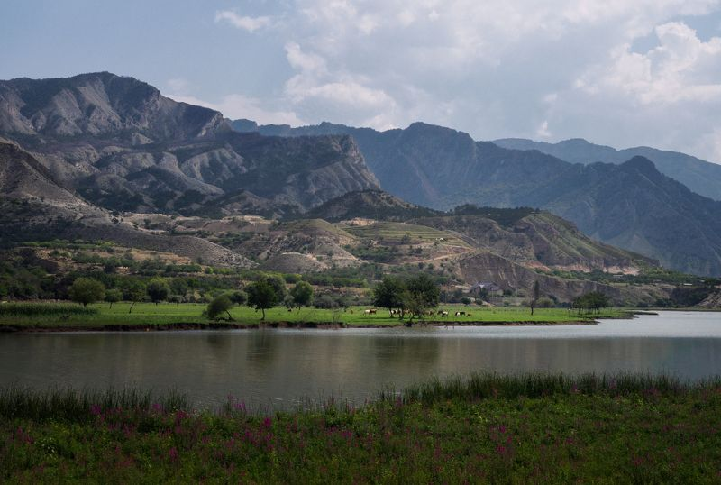 дагестан, пейзаж, горы Горы Дагестанаphoto preview