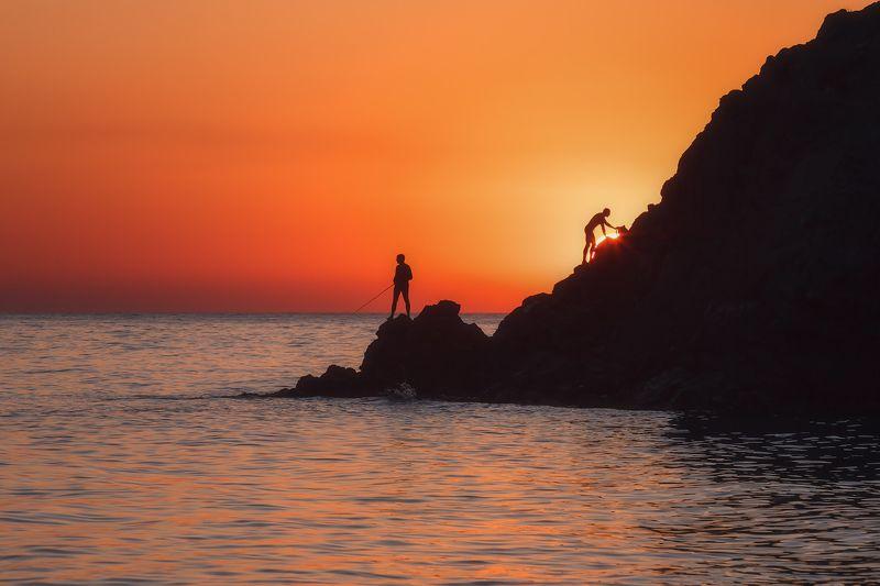 лето, море, севастополь. Уходя, гасите свет!...photo preview