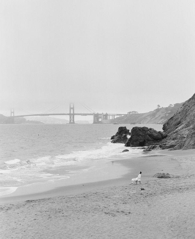 portrait, analogue, film, contax645, kodak, richardphotolab Jennifer in San Franciscophoto preview