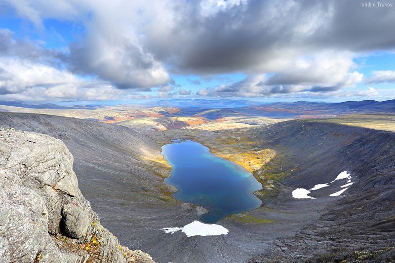 кольский, север, заполярье, хибины, озеро академическое Озеро Академическоеphoto preview