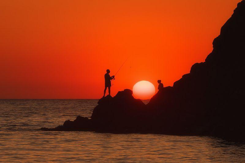 лето, море, севастополь. Уходящее лето...photo preview