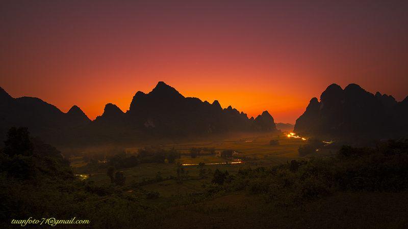 #landscape Phong Nậm - Cao Bằng - Việt Namphoto preview