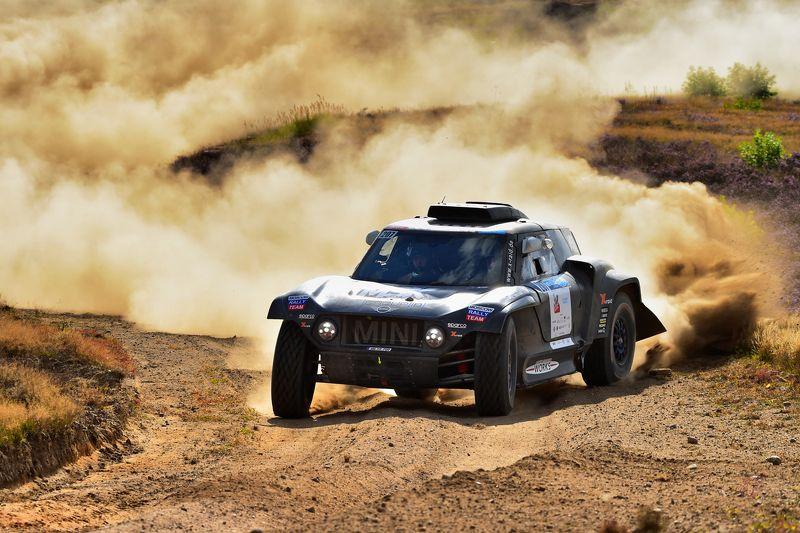 bajapoland, crosscountry, sport, motorsport, action, drawskopomorskie Krotov & Zhilsov -Wysoka Grzęda Baja Poland 2021photo preview