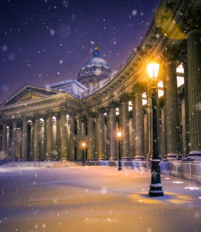 Зимний Петербург...photo preview