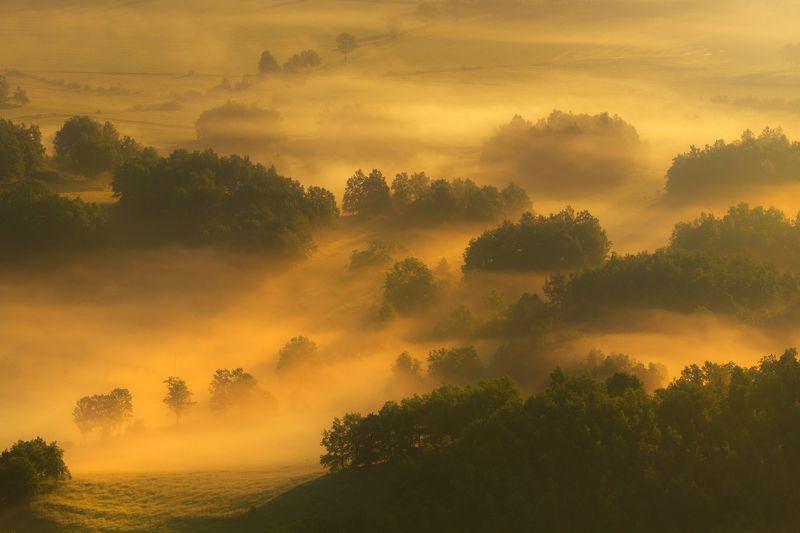landscape,autumn,mountains,canon A September Morning... фото превью