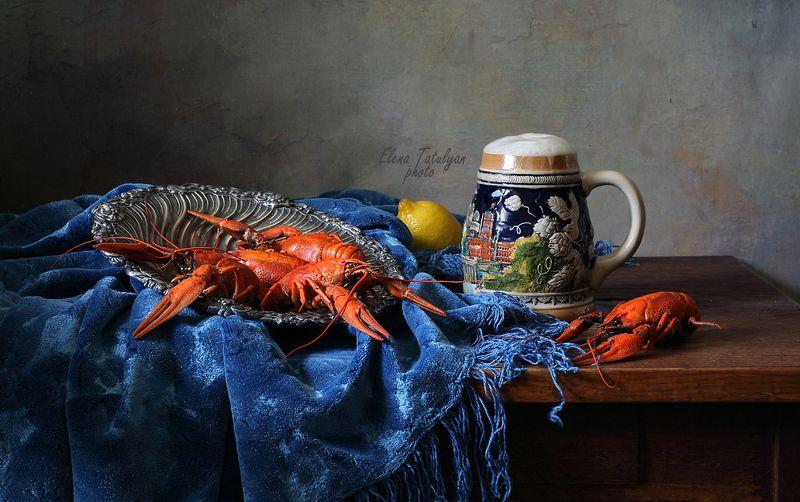 раки, пиво Ракиphoto preview