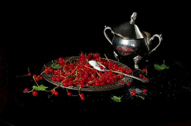 натюрморт, фотонатюрморт, ягода, смородина, наталья казанцева По Стендалю...)photo preview