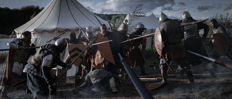 воин, витязь, схватка, история НЕВАphoto preview