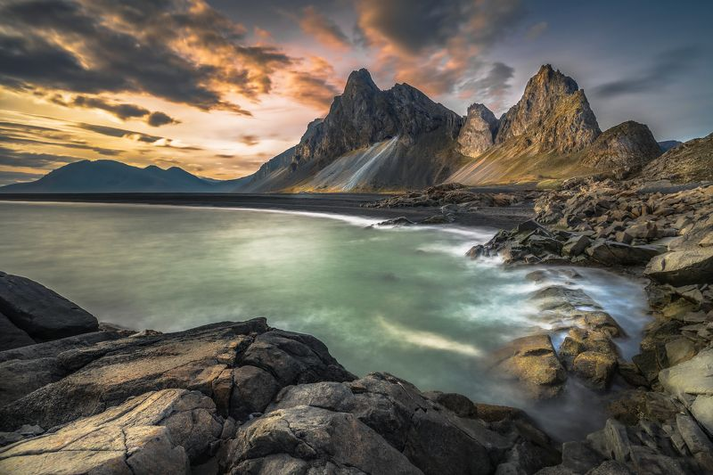 Eystrahorn - Iceland photo preview