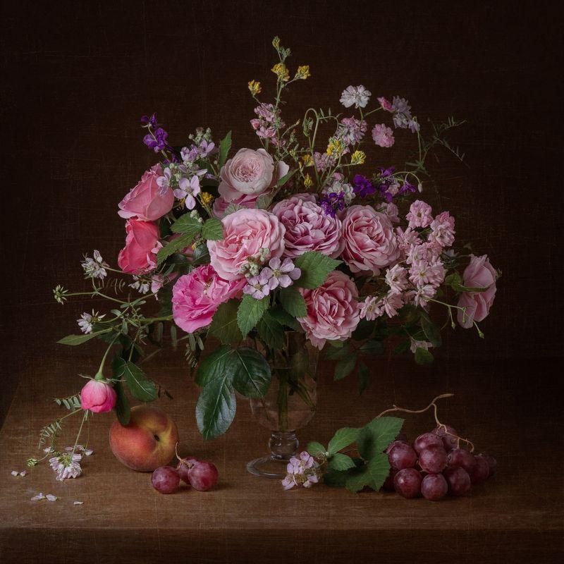 натюрморт, розы, цветы Розыphoto preview