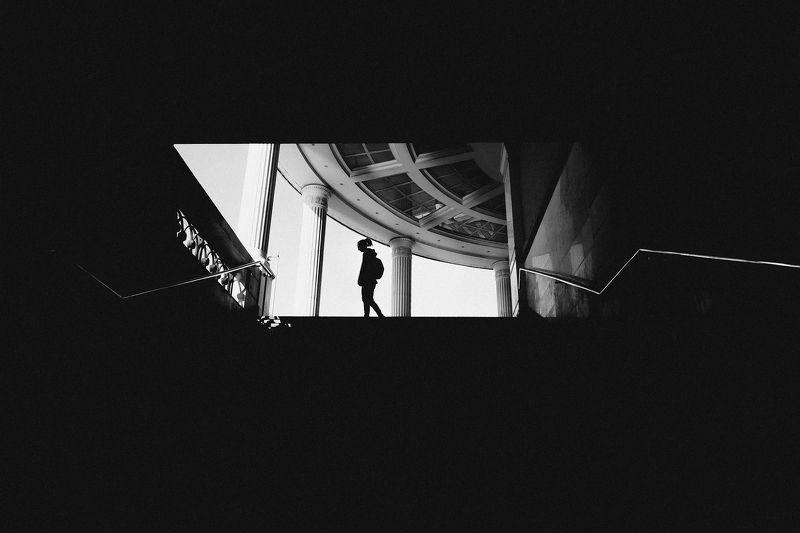 архитектура, контраст, черно-белое, портрет Jorgephoto preview