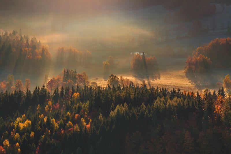 landscape,autumn,mountains,canon When Autumn Shines a Golden Light... фото превью