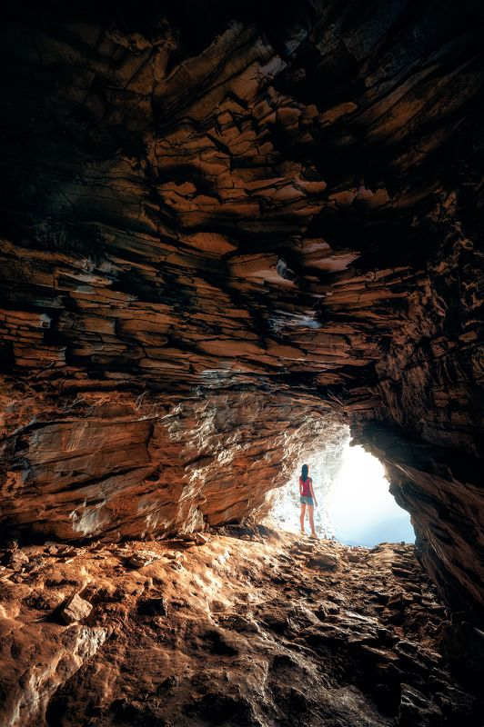 Сочи, пещера photo preview