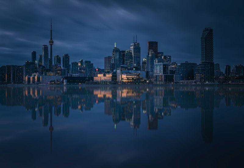 toronto, cityscape, skyline Torontophoto preview